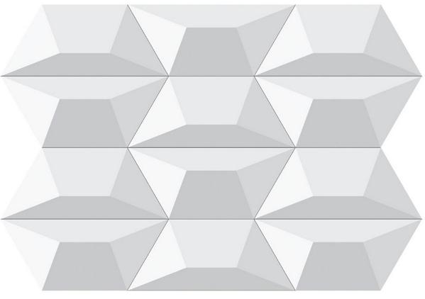 Techo falso de aluminio